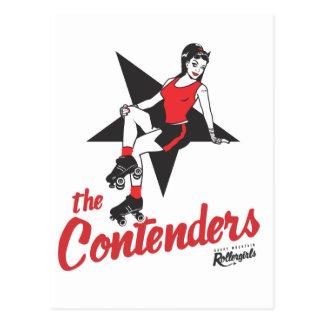 Contenders Postcard
