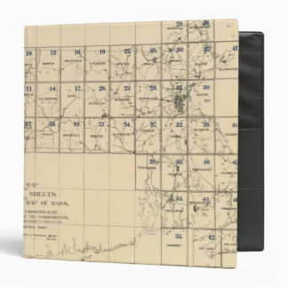 Contenido al atlas de Massachusetts