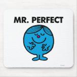 Contenido de Sr. Perfect el | reservado Alfombrillas De Raton
