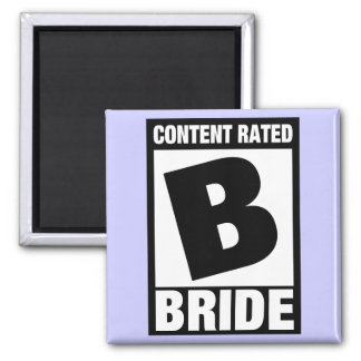 Content Rated B: Bride Magnet