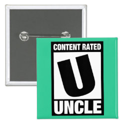 Content Rated Uncle Square Button