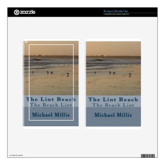 content The Lint Beach TLB Decal For Kindle Fire