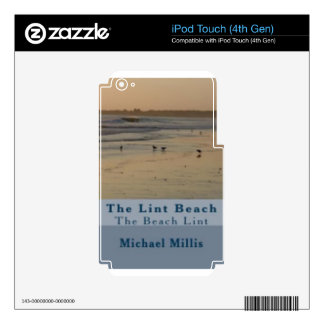 content The Lint Beach TLB Skin For iPod Touch 4G