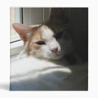 Contented Cat Binder