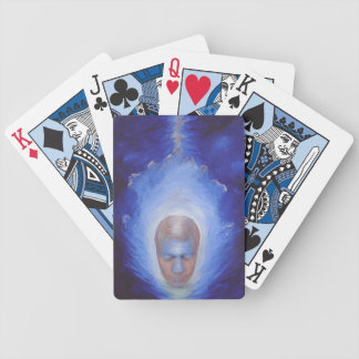 """""""Contentment"""" Playing Cards"""