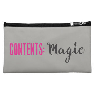 Contents: Magic Makeup Bag
