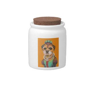 Contessa Candy Jar
