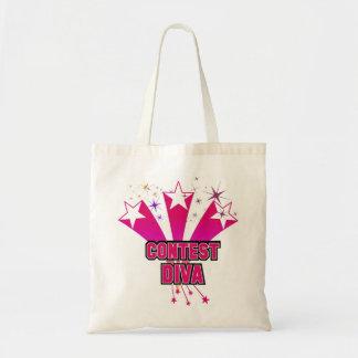 Contest Diva Tote Bag