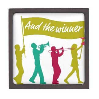 Contest Winner Premium Jewelry Boxes