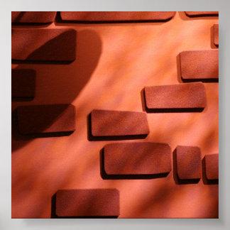 Contexto de la foto de BrickWall Posters