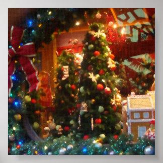 Contexto de la foto de Deco del navidad Impresiones