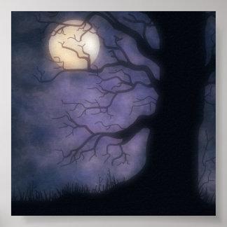 Contexto de la foto de Halloween Nite Poster