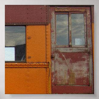 Contexto de la foto de la puerta del tren poster