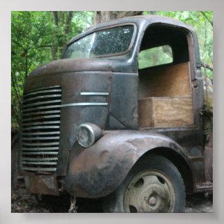 Contexto de la foto del camión de Ol Impresiones