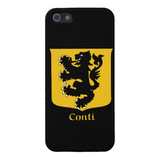 Conti Family Shield Cover For iPhone SE/5/5s
