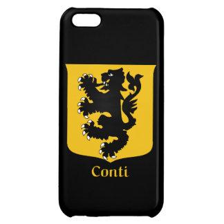 Conti Family Shield iPhone 5C Cases
