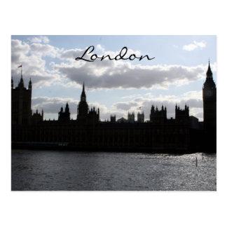 contiene al parlamento Londres Postal