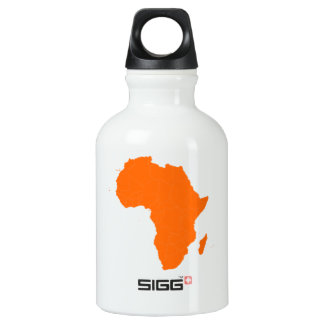 Continent of Africa SIGG Traveler 0.3L Water Bottle