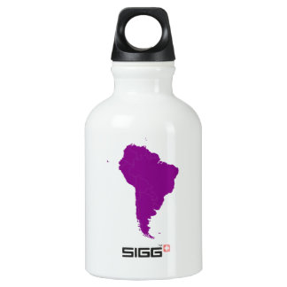 Continent of South America SIGG Traveler 0.3L Water Bottle