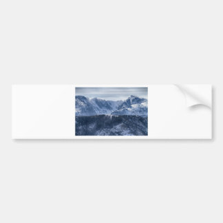 Continental Divide CO Rocky Mountains National Par Bumper Sticker