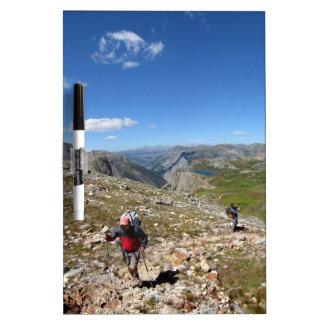 Continental Divide - Colorado Trail Dry-Erase Board