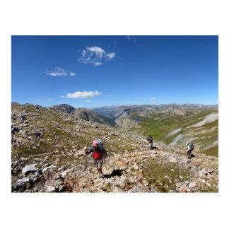 Continental Divide - Colorado Trail Postcard