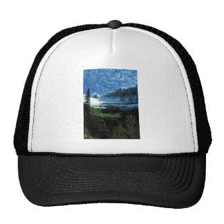 Continental Divide Mesh Hats