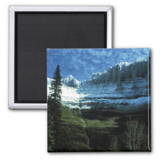 Continental Divide 2 Inch Square Magnet