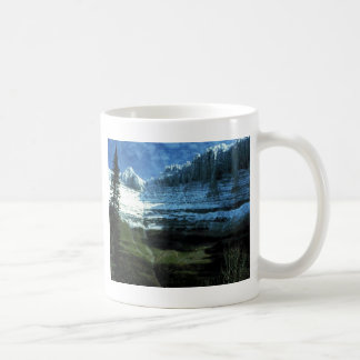 Continental Divide Classic White Coffee Mug