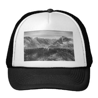 Continental Divide Rocky Mountains National Park Trucker Hat