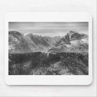 Continental Divide Rocky Mountains National Park Mouse Pad
