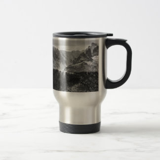 Continental Divide Rocky Mountains National Park Coffee Mugs