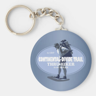 Continental Divide Trail (TH) Keychain