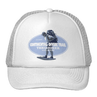 Continental Divide Trail (TH) Trucker Hat