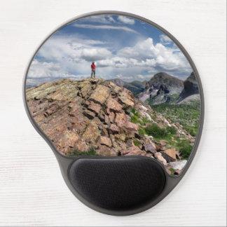 Continental Divide Weminuche Wilderness Colorado 3 Gel Mouse Pad