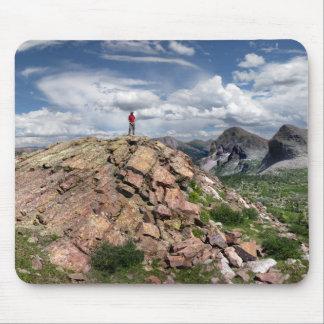 Continental Divide Weminuche Wilderness Colorado 3 Mouse Pad