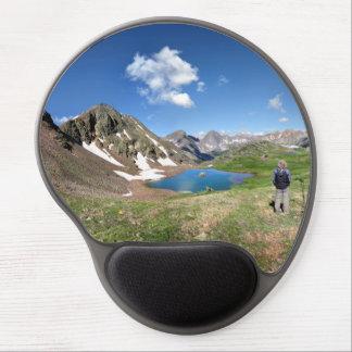 Continental Divide Weminuche Wilderness Colorado 4 Gel Mouse Pad
