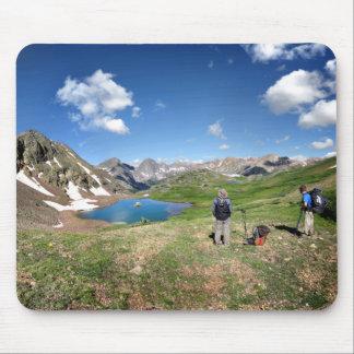 Continental Divide Weminuche Wilderness Colorado 4 Mouse Pad