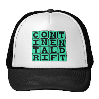 Continental Drift Movement of Earth s Continents Hat