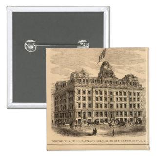 Continental Life Insurance Company Button