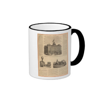 Continental Life Insurance Company Mug