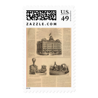Continental Life Insurance Company Stamp