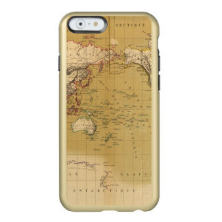 Continental Map Incipio Feather® Shine iPhone 6 Case