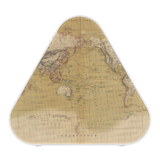 Continental Map Speaker