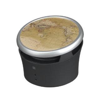 Continental Map Speaker