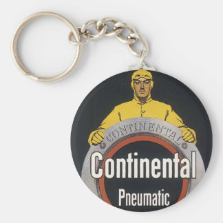 Continental Pneumatic Keychain