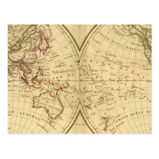 Continentes Postal