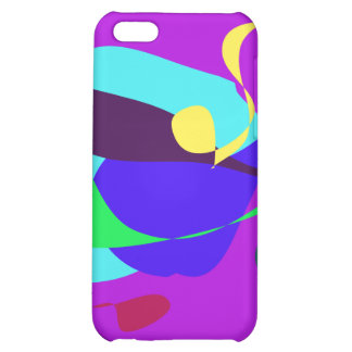 Contingency Vivid Orchid Cover For iPhone 5C