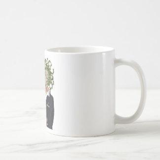 continúe taza básica blanca