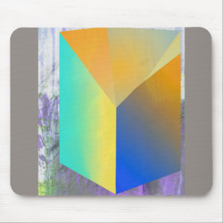 Continued fraction crystal mouse pad
